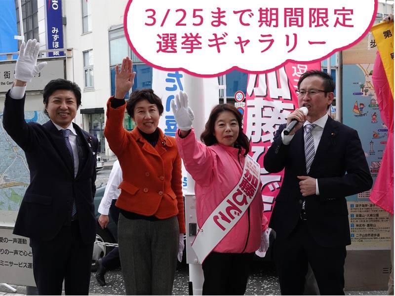 逗子市議会議員選挙2018
